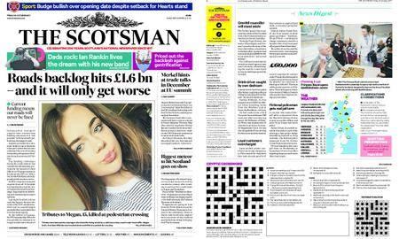 The Scotsman – October 20, 2017