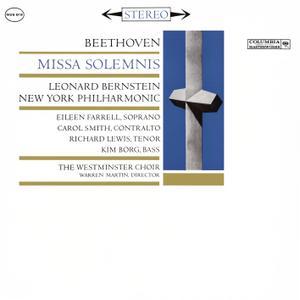 Leonard Bernstein - Beethoven: Missa Solemnis in D Major, Op. 123 (Remastered) (2019) [Official Digital Download 24/192]