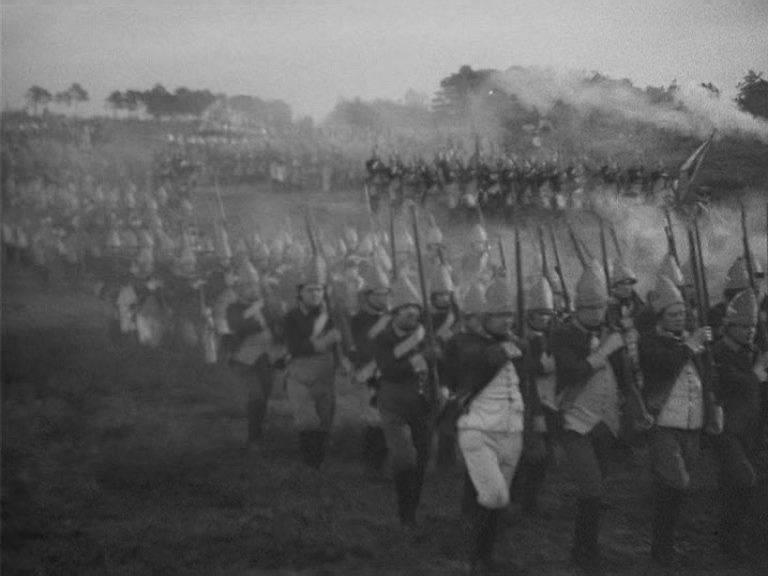 Der Choral von Leuthen / The Anthem of Leuthen (1933)