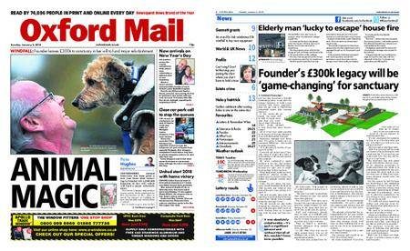 Oxford Mail – January 02, 2018
