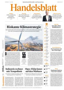 Handelsblatt - 07 Juli 2021