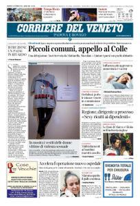 Corriere del Veneto Padova e Rovigo – 31 ottobre 2019