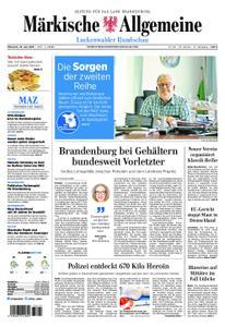 Märkische Allgemeine Luckenwalder Rundschau - 19. Juni 2019