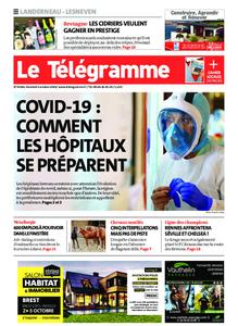 Le Télégramme Landerneau - Lesneven – 02 octobre 2020