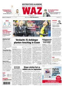 WAZ Westdeutsche Allgemeine Zeitung Oberhausen-Sterkrade - 22. November 2017