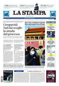 La Stampa Biella - 21 Gennaio 2020