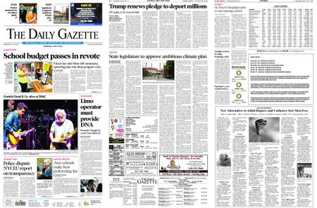 The Daily Gazette – June 19, 2019