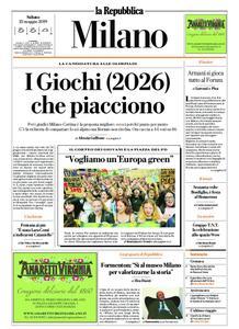 la Repubblica Milano – 25 maggio 2019