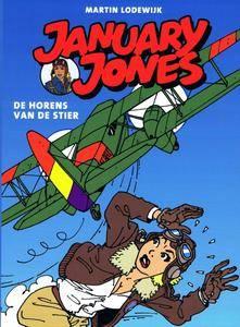 De Scenarios Van Martin Lodewijk - 02 - January Jones - De Horens Van De Stier