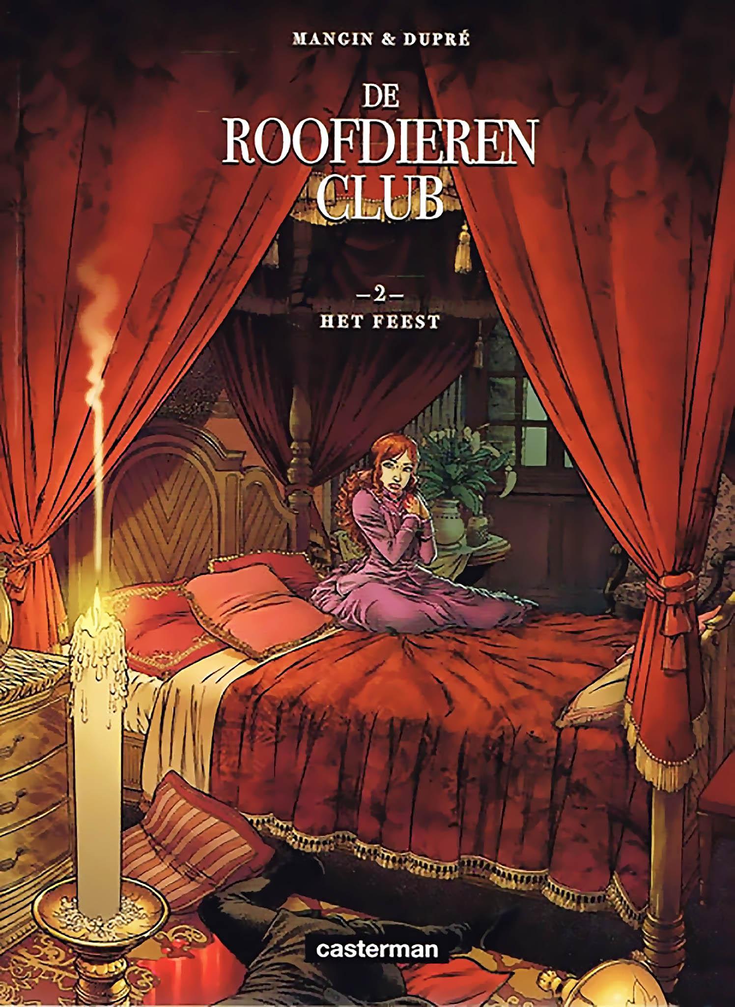 De Roofdieren Club - 02 - Het Feest