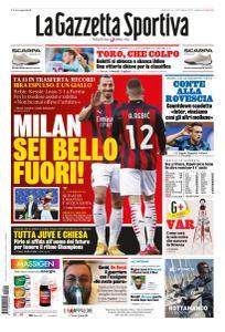 La Gazzetta dello Sport - 11 Aprile 2021