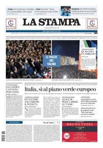 La Stampa Torino Provincia e Canavese - 11 Dicembre 2019