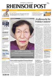 Rheinische Post – 22. Januar 2020