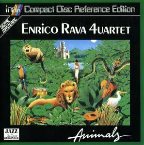 Enrico Rava - Animals (1987) {In-Akustik}
