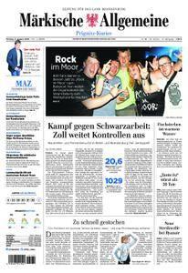 Märkische Allgemeine Prignitz Kurier - 06. August 2018