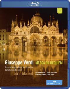 Lorin Maazel, Symphonica Toscanini, Coro del Maggio Musicale Fiorentino - Verdi: Messa da Requiem (2012)