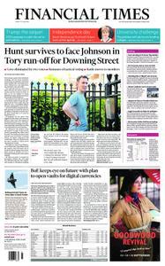 Financial Times UK – June 21, 2019