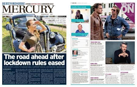 Hertfordshire Mercury – May 14, 2020