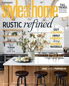Style at Home Canada - October 2019