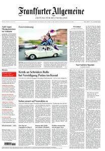 Frankfurter Allgemeine Zeitung F.A.Z. - 09. Mai 2018