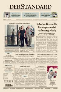 Der Standard – 19. Juli 2019