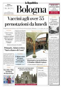 la Repubblica Bologna - 8 Maggio 2021