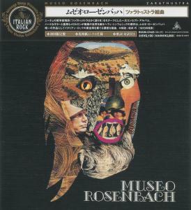 Museo Rosenbach - Zarathustra (1973) [Japanese Edition 2003]