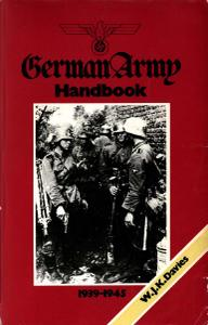 German Army Handbook 1939-1945 (Repost)