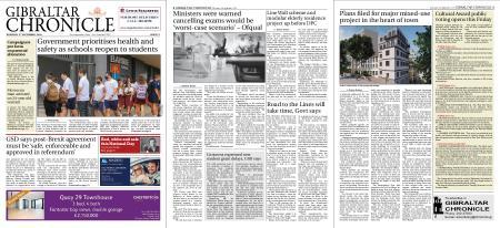 Gibraltar Chronicle – 03 September 2020