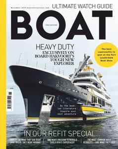Boat International - November 2019