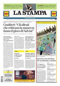La Stampa Torino Provincia e Canavese - 3 Novembre 2019