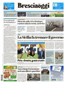 Brescia Oggi - 7 Novembre 2017