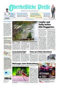 Oberhessische Presse Marburg/Ostkreis - 15. Dezember 2017