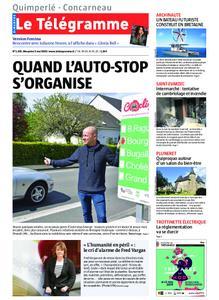 Le Télégramme Concarneau – 05 mai 2019
