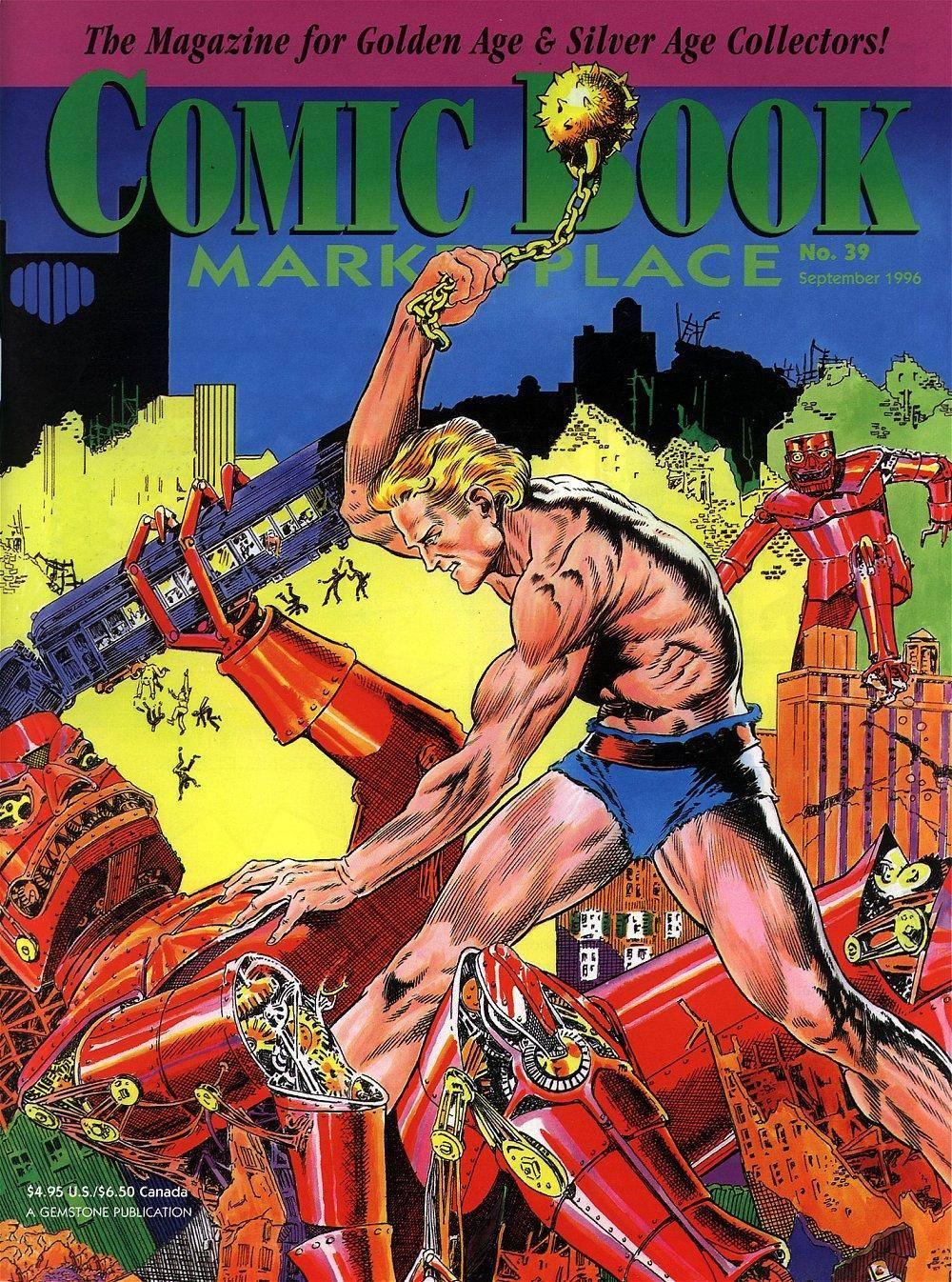 Comic Book Marketplace 039 1996