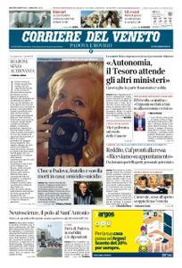 Corriere del Veneto Padova e Rovigo – 05 marzo 2019