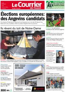 Le Courrier de l'Ouest Nord Anjou – 06 mai 2019