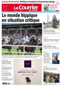 Le Courrier de l'Ouest Angers – 26 avril 2020