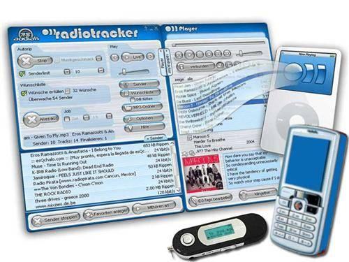 Radiotracker Platinum Edition 3.0.62 [Update Feb 2008]