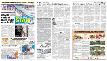 The Philippine Star – Mayo 12, 2021