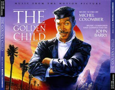 John Barry, Michel Colombier & VA - The Golden Child: Music From The Motion Picture (1986) 3 CDs Limited Edition 2011 [Re-Up]
