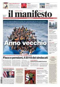 il Manifesto - 7 Gennaio 2018