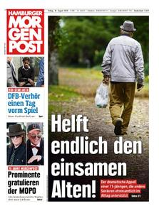 Hamburger Morgenpost – 16. August 2019