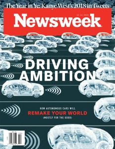 Newsweek USA - December 14, 2018