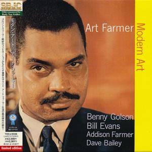 Art Farmer - Modern Art (1958) Japanese Remastered Reissue 2001