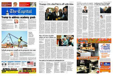 The Capital – April 19, 2018