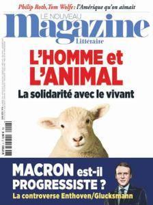 Le Nouveau Magazine Littéraire - Juin 2018