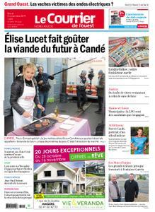 Le Courrier de l'Ouest Nord Anjou – 05 novembre 2019