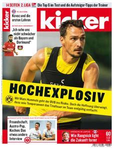 Kicker – 22. Juli 2019