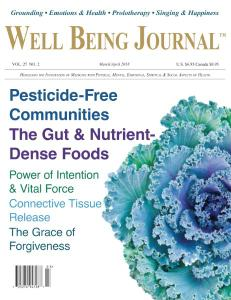 Well Being Journal - March-April 2018